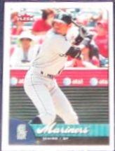2007 Fleer Ichiro #53 Mariners