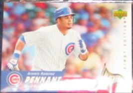 2007 UD First Edition Pennant Chasers Aramis Ramirez