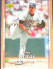 2007 UD First Edition Tony Armas #298 Nationals