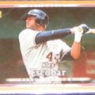 2007 UD First Edition Alex Escobar #297 Nationals