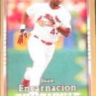 2007 UD First Edition Juan Encarnacion #289 Cardinals