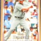2007 UD First Edition Chris Duncan #288 Cardinals