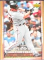 2007 UD First Edition Todd Linden #280 Giants