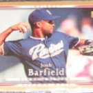 2007 UD First Edition Josh Barfield #269 Padres