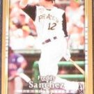 2007 UD First Edition Freddy Sanchez #259 Pirates