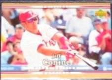 2007 UD First Edition Jeff Conine #254 Phillies