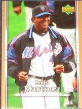 2007 UD First Edition Perdo Martinez #248 Mets