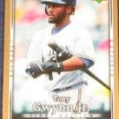 2007 UD First Edition Tony Gwynn Jr. #237 Brewers