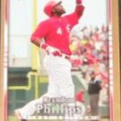 2007 UD First Edition Brandon Phillips #194 Reds