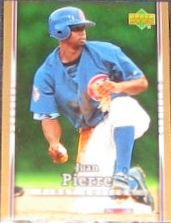 2007 UD First Edition Juan Pierre #188 Dodgers