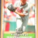 2007 UD First Edition Oscar Villarreal #183 Braves