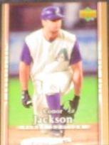 2007 UD First Edition Conor Jackson #169 Diamondbacks