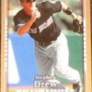 2007 UD First Edition Stephen Drew #168 Diamondbacks