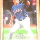 2007 UD First Edition Kip Wells #156 Cardinals