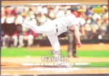 2007 UD First Edition Chad Gaudin #134 Athletics