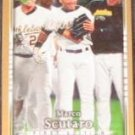 2007 UD First Edition Marco Scutaro #129 Athletics