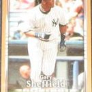 2007 UD First Edition Gary Sheffield #121 Tigers