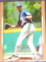 2007 UD First Edition Francisco Liriano #114 Twins