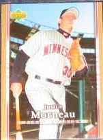 2007 UD First Edition Justin Morneau #110 Twins