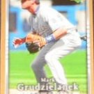 2007 UD First Edition Mark Grudzielanek #95 Royals