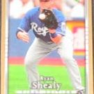 2007 UD First Edition Ryan Shealy #94 Royals
