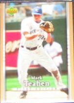 2007 UD First Edition Mark Teahen #93 Royals