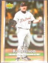 2007 UD First Edition Nate Robertson #92 Tigers