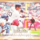 2007 UD First Edition Omar Infante #86 Tigers