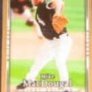 2007 UD First Edition Mike MacDougal #75 White Sox