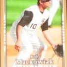 2007 UD First Edition Rob Mackowiak #69 White Sox