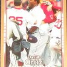 2007 UD First Edition David Ortiz #60 Red Sox