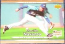 2007 UD First Edition Rookie Oswaldo Navarro #41