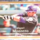 2007 UD First Edition Rookie Miguel Montero #2