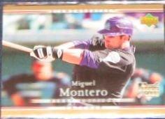 2007 UD First Edition Rookie Miguel Montero #2