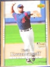 2007 UD First Edition Rookie Kevin Kouzmanoff #12