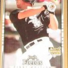 2007 UD First Edition Rookie Josh Fields #8 White Sox