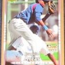 2007 UD First Edition Rookie Joaquin Arias #47 Rangers