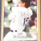 2007 UD First Edition Rookie Jeff Salazar #15 Rockies