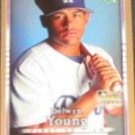 2007 UD First Edition Rookie Delwyn Young #23 Dodgers
