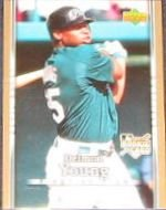 2007 UD First Edition Rookie Delmon Young #43
