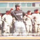2007 UD First Edition Rookie Alvin Colina #16 Rockies