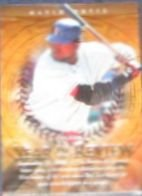 2007 Fleer Year in Review David Ortiz #YR-DO Red Sox