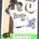 2006 Fleer Tradition Jay Gibbons #119 Orioles