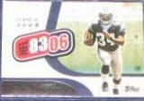 2006 Topps NFL 8306 DeAngelo Williams #NFL9 Panthers