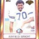 2006 Topps HOF Rayfield Wright #HOFT-RWR Cowboys