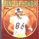 2006 Topps Ring of Honor Hines Ward #RH40 Steelers