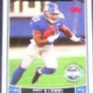 2006 Topps All-Pro NFC Tiki Barber #293 Giants