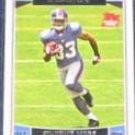 2006 Topps Rookie Sinorice Moss #371 Giants