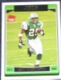 2006 Topps Rookie Leon Washington #380 Jets