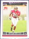 2006 Topps Rookie Jerious Norwood #349 Falcons